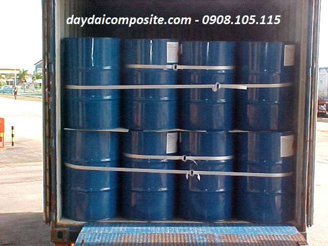 Dây đai composite chằng hàng trong container